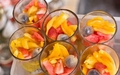Hoa qu dm - mixed fruits with coconut milk - vietnam-foods photo