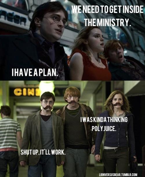 Harry Potter Hp LOL!!