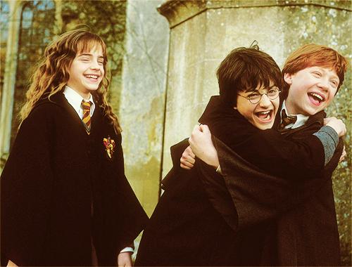 Гарри поттер и тайный страх
