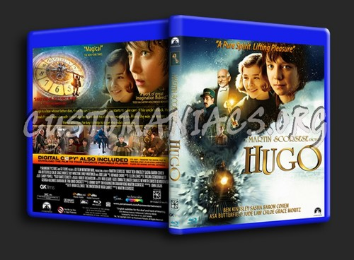 Hugo bluray