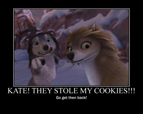 Humpherys Stolen Cookies!?