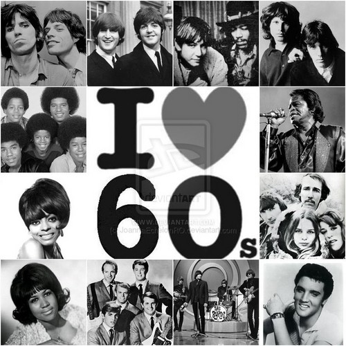 I Amore the 60's.