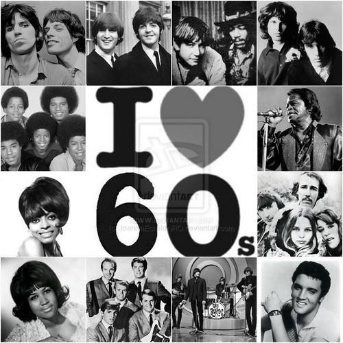 I Cinta the 60's.