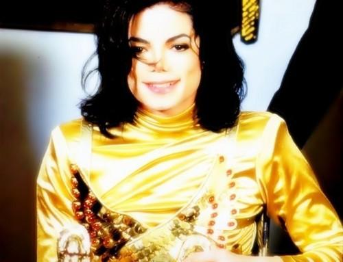 I Amore te Michael!