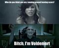 I'm Voldemort!