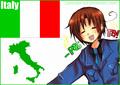 Italy - anime fan art