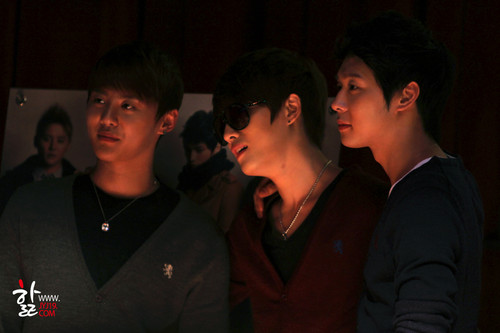 JYJ NII অনুরাগী Meeting Part II