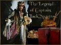 pirates-of-the-caribbean - Jack Legend wallpaper