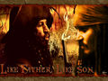 pirates-of-the-caribbean - Like Father! wallpaper