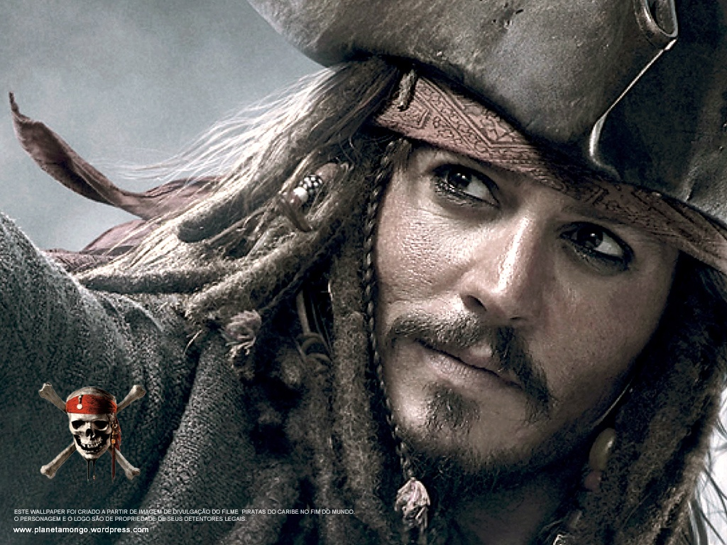 Pirates of the caribbean jack sparrow photo best hd wallpapers - Pirates of the caribbean images hd ...