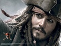 pirates-of-the-caribbean - Jack Sparrow wallpaper