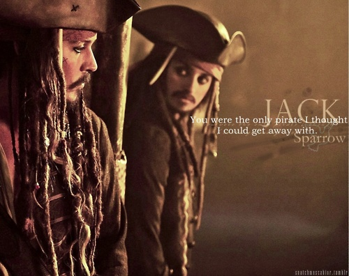Jack & the fake jack!