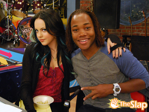 Jade and Andre :D