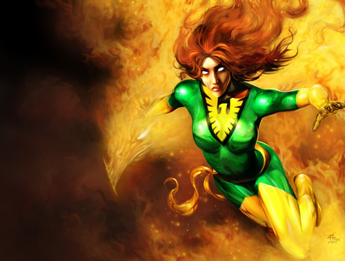 x-menobsessed26 wallpaper called Jean Grey