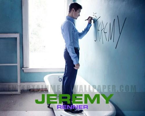 Jeremy Renner ;)