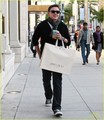 Jesse McCartney Shops at Jimmy Choo - jesse-mccartney photo