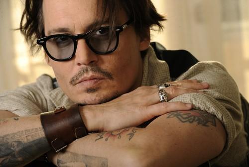 Johnny Depp wallpaper entitled Johnny Depp 2011