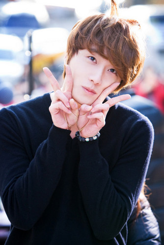Jung Il Woo Cute Pose