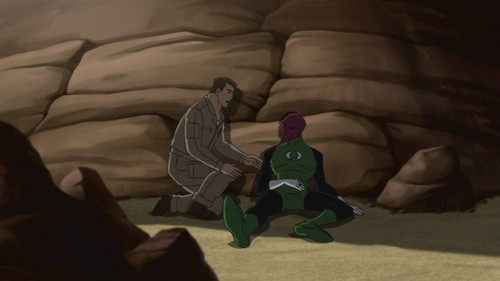 Justice League: The New Frontier 2008 online subtitrat