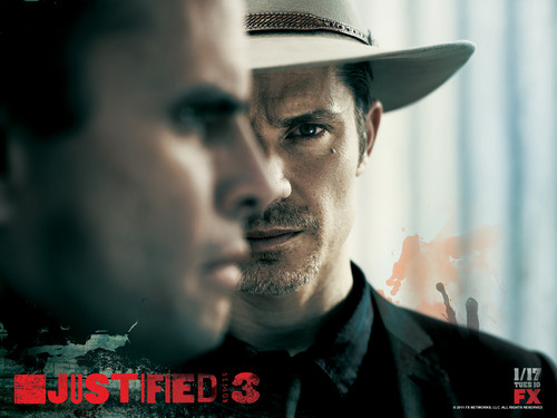 Justified Season 3 wallpaper
