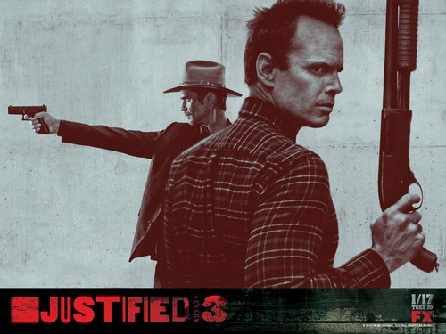 Justified Season 3 Wallpaper - justified Wallpaper