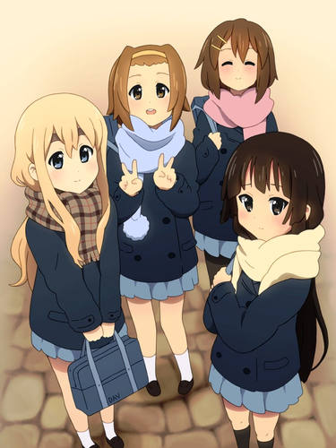 K-On - ho-kago-tea-time Photo