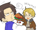 KIMCHIBURGER - my-hetalia-family-rp fan art
