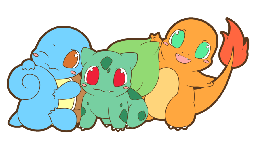Pokémon: Gotta Catch 'Em All! Kanto-starters-kanto-johto-27975029-900-492