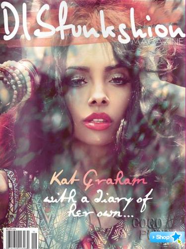 Kat Graham - disfunkshion magazine