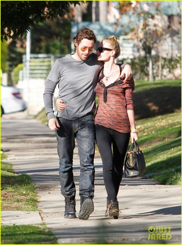 Kate Bosworth & Michael Polish: Los Angeles Lovers