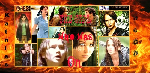 Katniss Girl on api, kebakaran