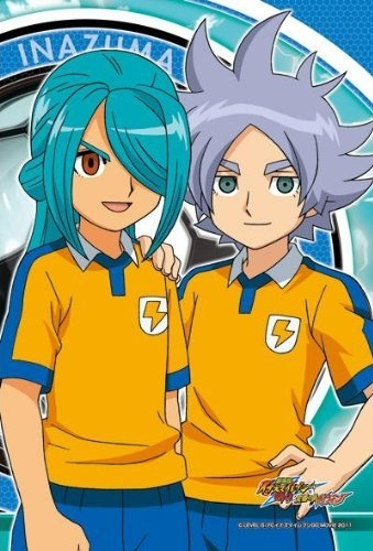 Kazemaru and Fubuki in GO