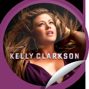 Kelly Clarkson Stickers on GetGlue - Kelly Clarkson Photo ...