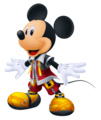 Kingdom Hearts Re:Coded Characters