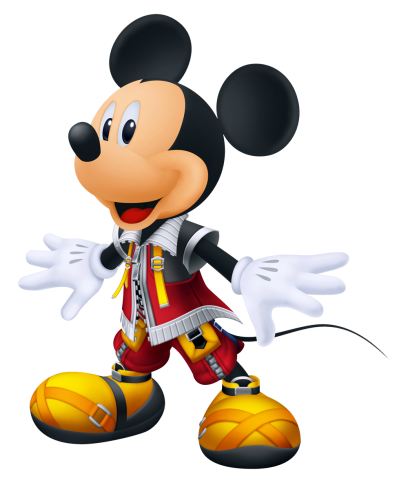 Kingdom Hearts Coded wallpaper called Kingdom Hearts Re:Coded Characters