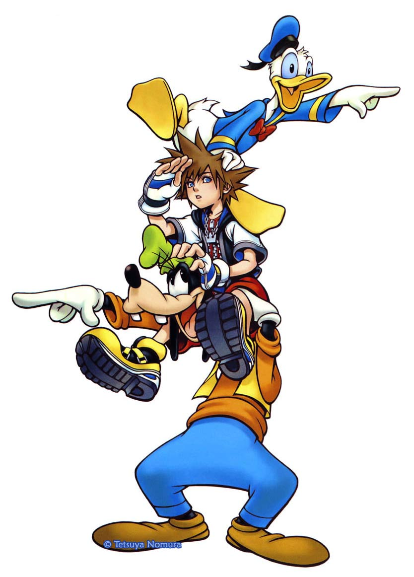 kingdom hearts images - photo #17