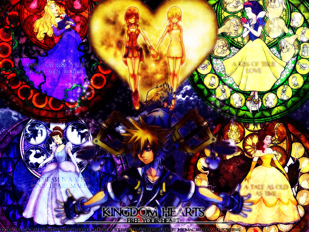 kingdom hearts images -#main