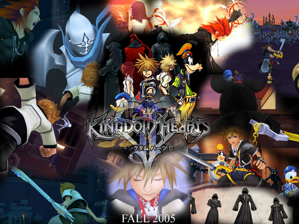 kingdom hearts images - photo #6