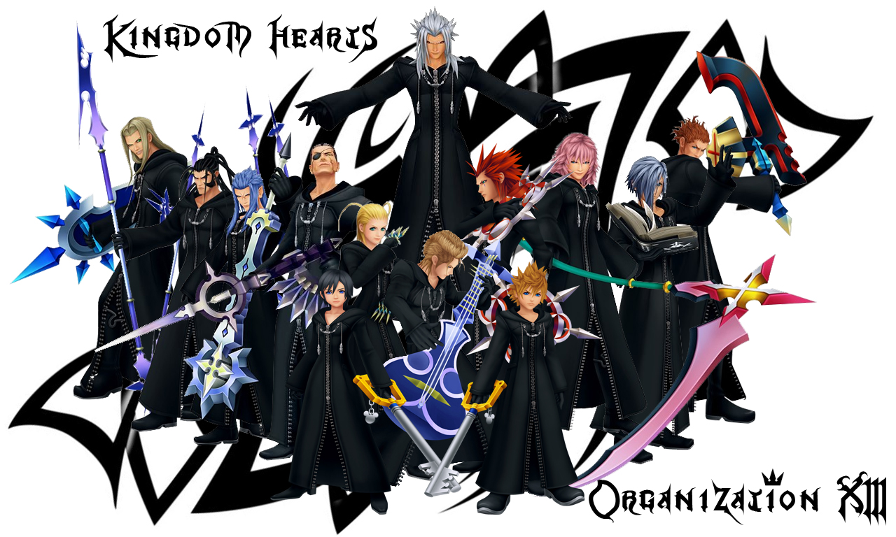 kingdom hearts images - photo #4