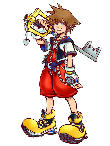 Kingdom Hearts fond d'écran probably with animé entitled Kingdom Hearts