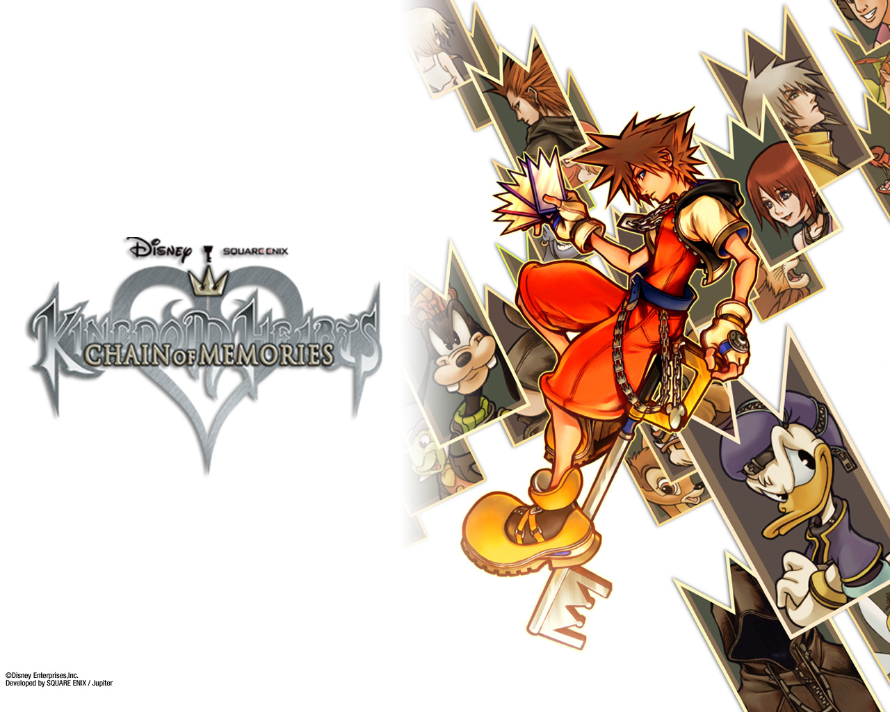 kingdom hearts images - photo #1