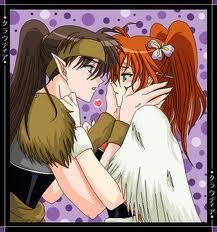 Koga and Ayame