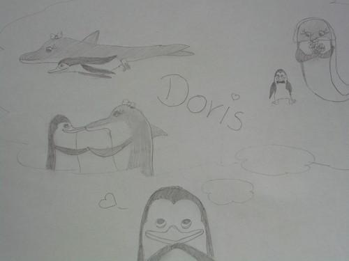 Kowalski + Doris :3