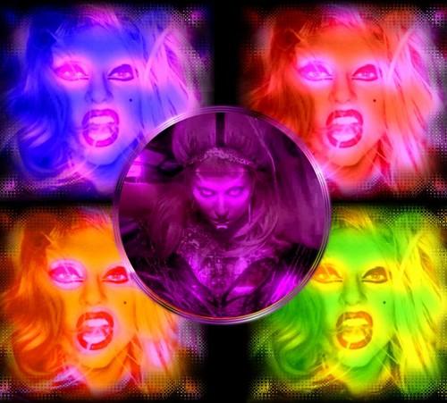 Lady Gaga - Born This Way Poster #2