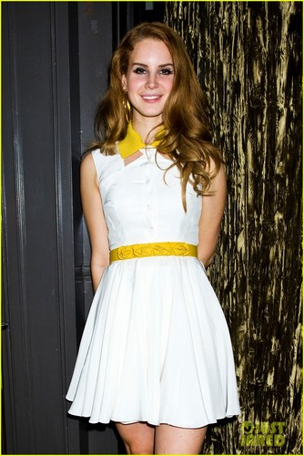 Lana Del Rey: Bowery Ballroom Concert!