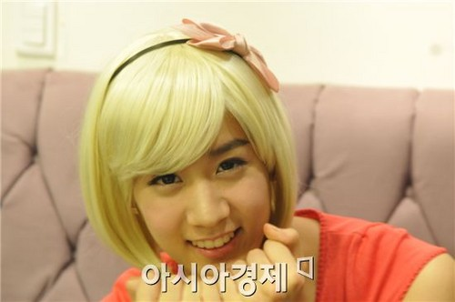 Lee ChanHee be a girl