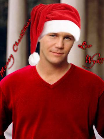 Leo Wyatt Merry Christmas!!