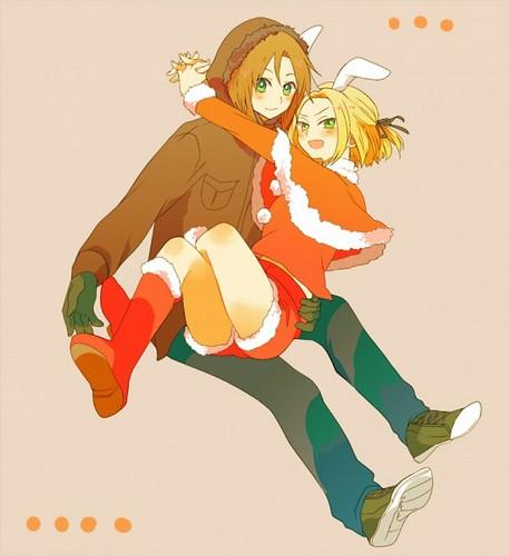 Liet and Pol ♥
