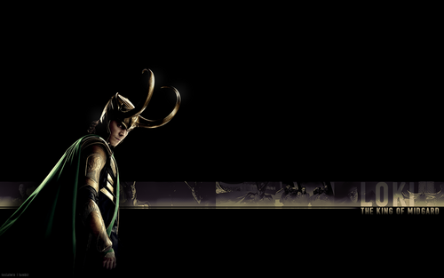 Loki (Thor 2011) wallpaper called Loki Wallpaper