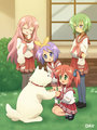 Lucky Star - Cherry-chan - lucky-star photo